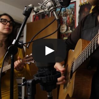 """Lamppost"" – The Backyard Revival – Snake Pit Sessions – duo"